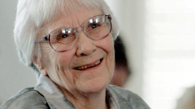 Pulitzer-Preisträgerin Harper Lee wurde mit ihrem Debütroman berühmt.