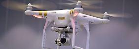 Ab 20 Euro geht's los: Diese Drohnen sind beliebt