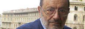 """Zum Tod von Umberto Eco: """"Das kann sich keiner ausdenken"""""""