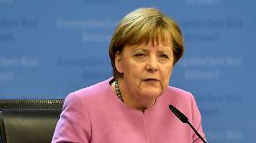 """Angela Merkel zum Briten-Deal: Einige Kompromisse """"sind nicht leichtgefallen"""""""