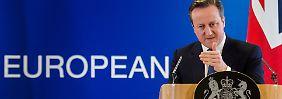 """Großbritanniens Deal mit der EU: Damit will Cameron den """"Brexit"""" verhindern"""