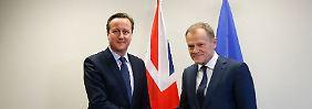 """Einigung über EU-Reform: Brüssel stärkt """"Sonderstellung"""" von Großbritannien"""