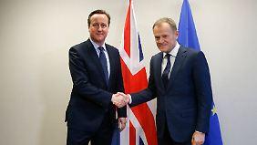 Einigung in Brüssel: Deal hält etliche Zugeständnisse an London bereit