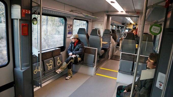 """""""Wir befinden uns noch immer in der Trauerphase"""", sagt der Geschäftsführer der Bayerischen Oberlandbahn, Bernd Rosenbusch."""