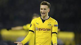 Fit für Leverkusen: Dortmunds Marco Reus.