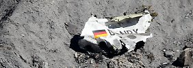 Konsequenz aus Germanwings-Absturz: Koalition will mehr Piloten-Kontrollen