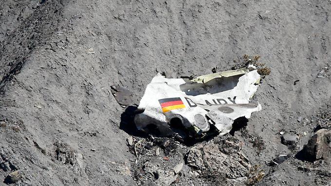 Bei dem Absturz der Germanwings-Maschine am 24. März 2015 kamen alle 150 Insassen ums Leben.