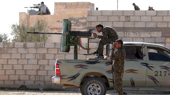 Kein Durchbruch, aber immerhin eine Annäherung: Kommt es zu einer Waffenruhe in Syrien?
