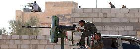 """USA und Russland telefonieren: Kerry: """"Einigung über Waffenruhe in Syrien"""""""