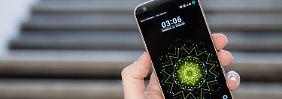 Ist das G5 noch zu schlagen?: LG erfindet das Smartphone neu