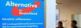 Grüne in Baden-Württemberg vor CDU: AfD überholt SPD in Sachsen-Anhalt