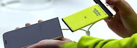 Samsung Galaxy S7 und LG G5: Konkurrenten enthüllen neue Smartphone-Stars
