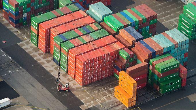 """Welt-Handelsindex im Januar: Welthandel gönnt sich """"kleine Verschnaufpause"""""""