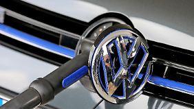 Forderung der US-Umweltbehörde: VW soll mit E-Autos für Abgasbetrug Buße tun