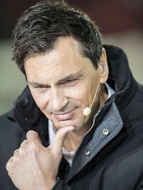 """Ciao, Rudi!"": Sebastian Hellmann."