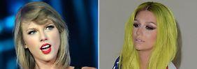 Prozess um sexuellen Missbrauch: Taylor Swift schenkt Kesha 250.000 Dollar