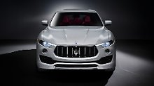 """""""Levante"""" fürs Grobe: Maserati zeigt sein erstes SUV"""