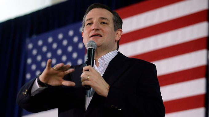 Ted Cruz will sich nicht zum Glauben seiner Konkurrenten äußern.