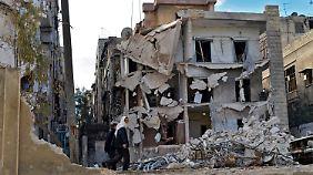Bomben gegen Terrorgruppen ausgenommen: USA und Russland einig über Waffenruhe in Syrien
