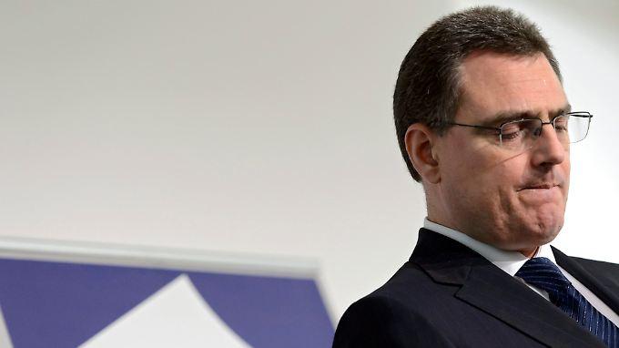 Thomas Jordan fürchtet um die Handlungsfähigkeit der Notenbanken.