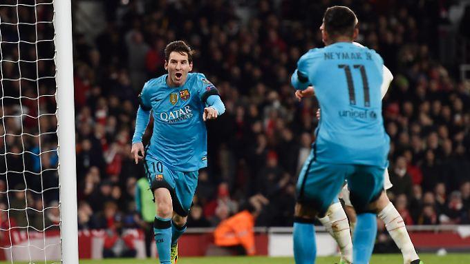 Lionel Messi - wer sonst?
