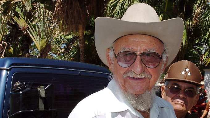 Lebte ein zurückgezogenes Leben: Ramón Castro