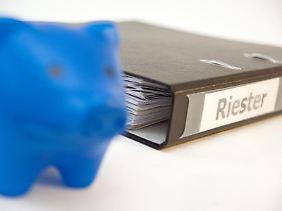 Riester-Banksparpläne bringen zwar nicht die meiste Rendite. Sie sind dafür aber kostengünstig und flexibel.