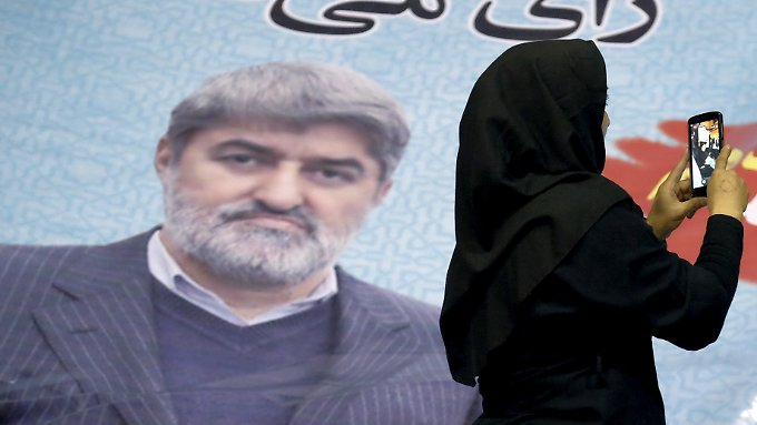 Am 26. Februar hat die iranische Bevölkerung die Wahl: Stagnation oder Fortschritt fragt eine kleine Gruppe von Reformern.