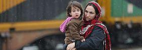 Nach den Syrern bilden die Afghanen die größte Gruppe der Migranten.