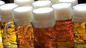 Erbgutschädigender Schadstoff: Bier weist erhöhte Mengen von Glyphosat auf