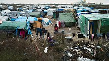 """""""Dschungel"""" soll verschwinden: Gericht erlaubt Räumung in Calais"""