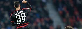 Schalke und Augsburg scheiden aus: Leverkusen erreicht EL-Achtelfinale