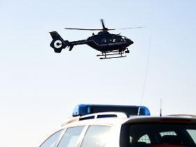 Bewährt im Alltagseinsatz: Ein EC-135 der Bundespolizei (Archivbild).