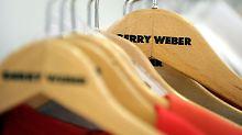 Ziele bestätigt: Gerry Weber wartet noch auf die Kehrtwende