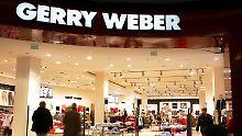 Der Börsen-Tag: Gerry-Weber-Aktien befinden sich im freien Fall