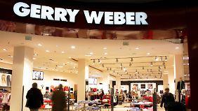 Gerry-Weber-Filiale im Centro Oberhausen.