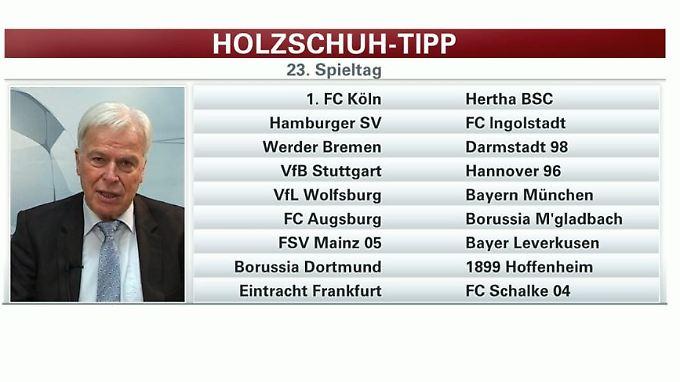 """Holzschuh tippt den Spieltag: """"Mainzer sind zu Hause eine Macht"""""""