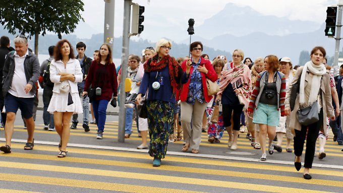 Reiseleiter sollten sich um die Sorgen der Urlauber kümmern.