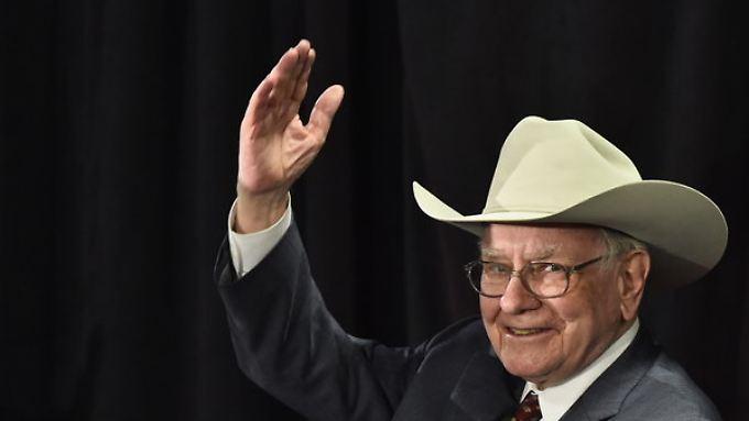 Auf seinen guten Riecher für Geschäfte kann sich Warren Buffett noch immer verlassen.