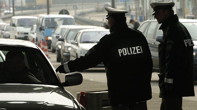 Der freie Warenverkehr im Schengen-Raum gilt als eine große Errungenschaft der EU.