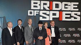 """""""Bridge of Spies - Der Unterhändler"""" ist auch dabei."""