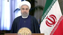 Präsident Hassan Ruhani ist der große Gewinner.