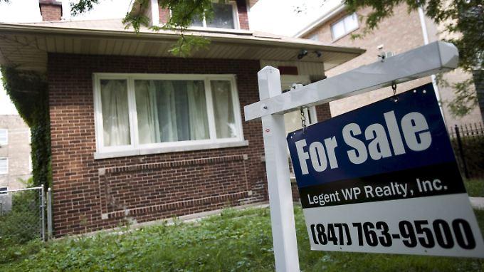Die Auswirkungen der geplatzten Immobilienblase beschäftigen Gerichte und Banken bis heute.