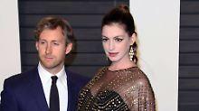 """""""Interstellar""""-Star im Babyglück: Anne Hathaway ist endlich Mama"""