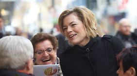 Julia Klöckner ist stellvertretende Bundesvorsitzende der CDU, außerdem Landeschefin der CDU in Rheinland-Pfalz.