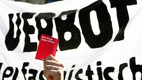 Bundesverfassungsgericht berät: Fragen und Antworten zum NPD-Verbotsantrag