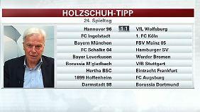 """Holzschuh tippt den Spieltag: """"Bayern lassen sich nicht die Butter vom Brot nehmen"""""""