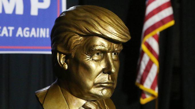 Goldene Zeiten für Trump? Noch ist nicht alles entschieden.