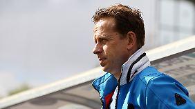 Jörg Heinrich war ein knappes halbes Jahr im Amt.