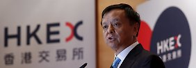 "Fusionspläne in London und Frankfurt: Hongkong fürchtet neue ""Börsen-Macht"""